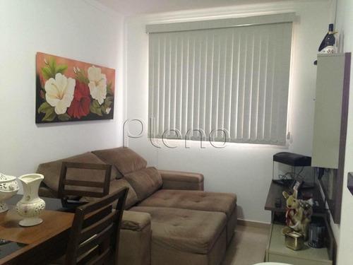 Apartamento À Venda Em Loteamento Parque São Martinho - Ap012667