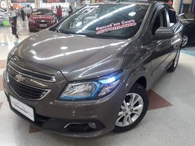 Chevrolet Prisma 1.4 Mpfi Ltz Automático Com Banco Em Couro