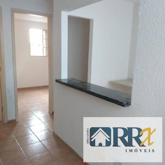 Apartamento Para Venda Em Suzano, Cidade Boa Vista, 2 Dormitórios, 1 Banheiro, 1 Vaga - 264_2-997828