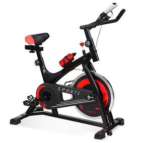 Bicicleta Spinning Fija Centurfit 6kg Hogar Fitness Cardio