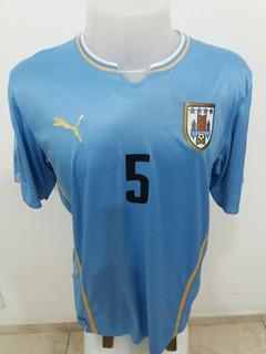 Camisa Uruguai Copa 2014 #5