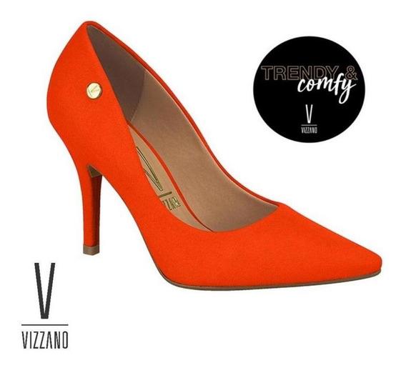 Scarpin Vizzano Colors Trendy&comfy Salto Alto