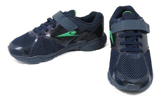 Tenis Infantil Menino Klin Step Flex Ref:134052000-00251