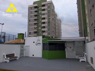 Apartamento Com 2 Dormitórios À Venda, 51 M² Por R$ 290.000 - Itacolomi - Balneário Piçarras/sc - Ap0606