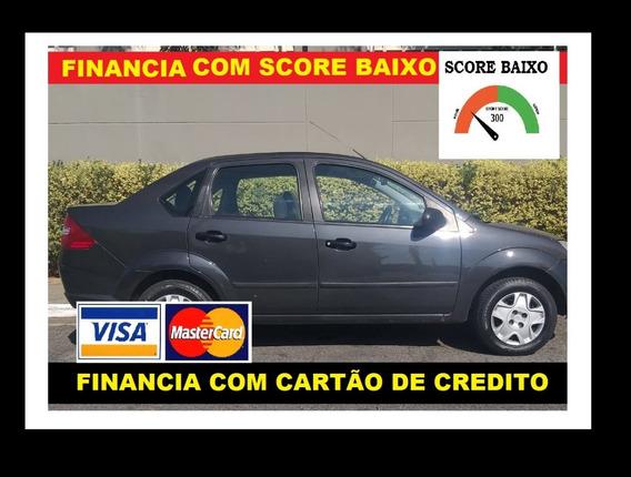 Financiamento Com Score Baixo Fiesta Parcela Cartão Credito