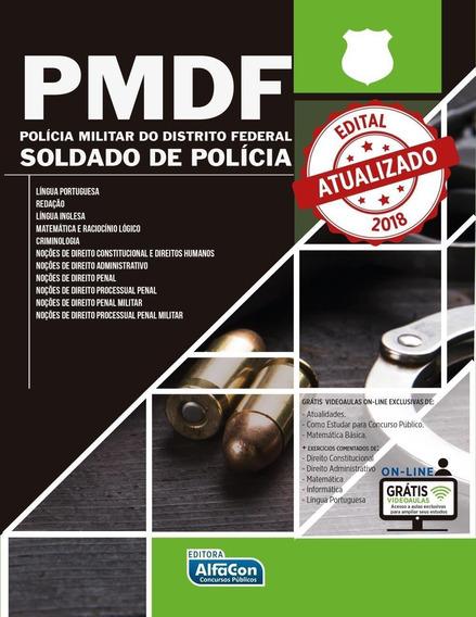 Soldado - Polícia Militar Do Distrito Federal - Pm