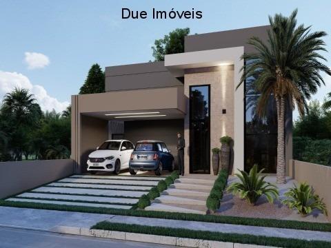 Imagem 1 de 11 de Casa Nova No Jardins Di Roma - Ca02376 - 69806694