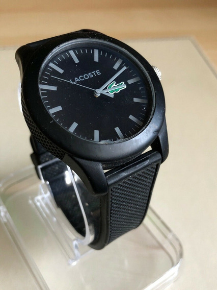 Reloj Lacoste Negro - Hombre