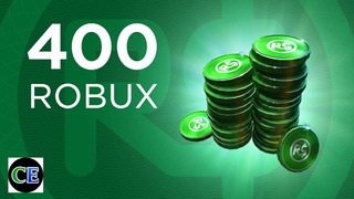 Roblox - 400 Robux - Entrega Inmediata