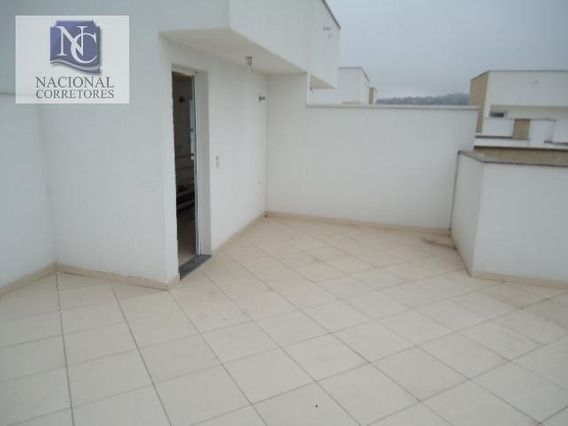 Cobertura Com 2 Dormitórios À Venda, 80 M² Por R$ 235.000,00 - Jardim Ana Maria - Santo André/sp - Co2188