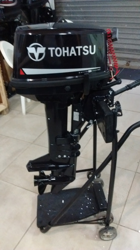 Tohatsu 9.8 Hp Motor 2 T Cero Horas Entrega Inmediata