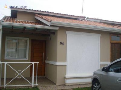 Casa Residencial À Venda, Jardim Pedroso, Indaiatuba - Ca3501. - Ca3501