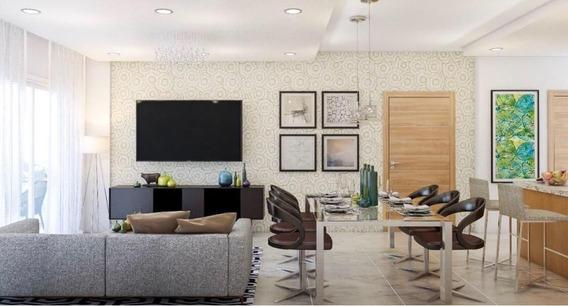 Apartamento Listo Para Entrega En Nuevo Proyecto, El Cacique - Independencia