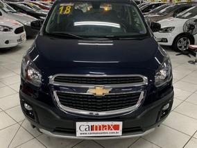 Chevrolet Spin Activ Eco 1.8 8v Flex, Top De Linha, Ggs6396