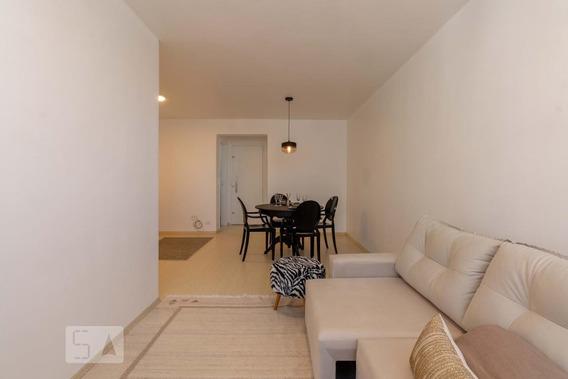 Apartamento Para Aluguel - Moema, 2 Quartos, 77 - 893068343