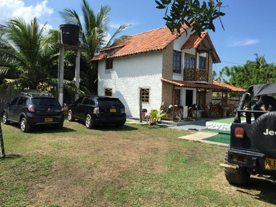 Cabaña En Coveñas Sucre Codigo 3891862