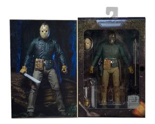 Neca Friday The 13th Ultimate Part 6 Jason 7 Original Nuevo