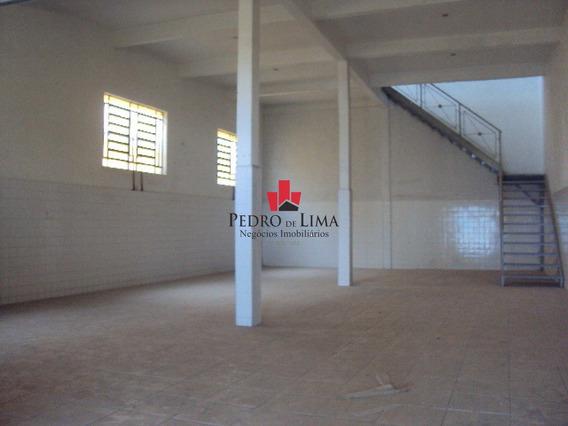 Amplo Galpão Comercial Ou Industrial Na Vila Ré - Pe27709