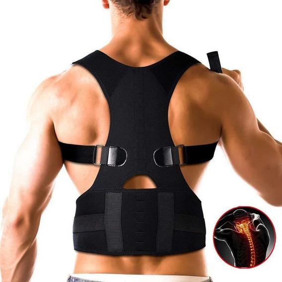 Corrector De Postura Soporte Para Espalda Unisex Con Imanes
