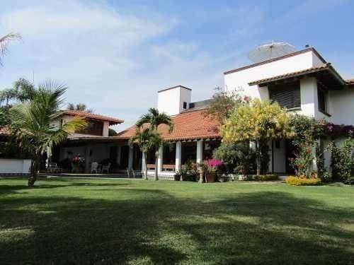 Amplísimo Jardín, Casa De Descanso, 1218 M²