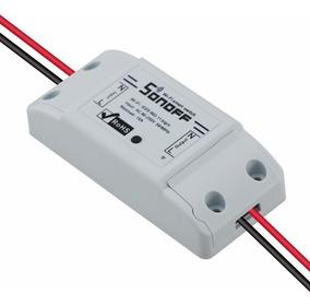 Sonoff Original Interruptor Inteligente Wifi Automação Res.