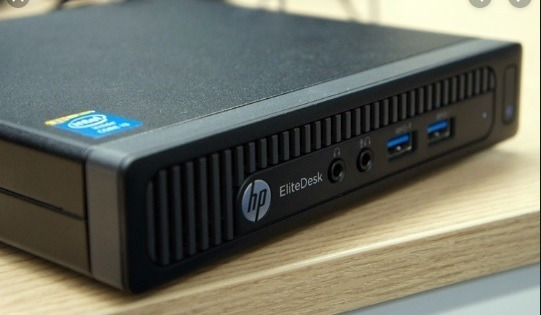 Computador Mini Hp Intel I3, 500gb, 4gb Ddr3, Windows10.