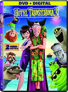 Dvd : Hotel Transylvania 3: Summer Vacation (digital Copy,..