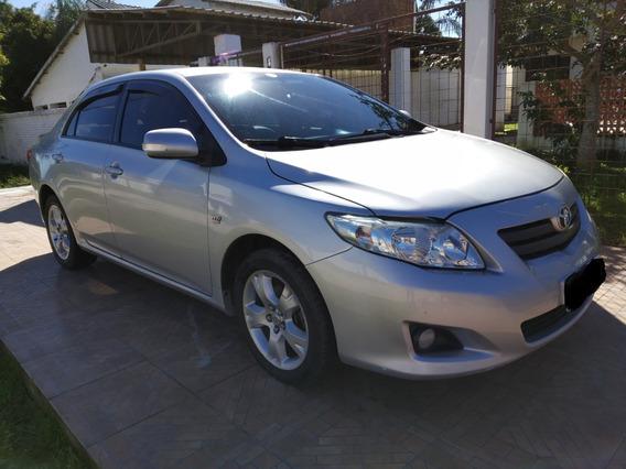 Corolla Xei 1.8, Ano 2009/2009 - Flex