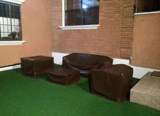 Cubiertas Funda Para Mesa Muebles Exterior A La Medida $m2