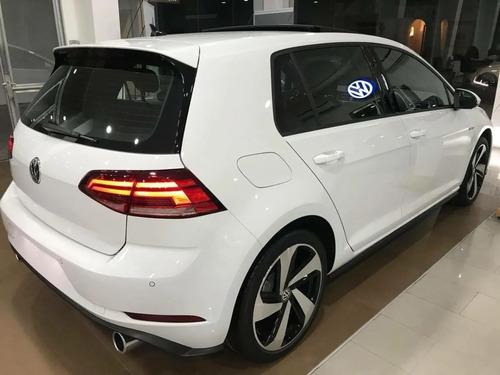 Volkswagen Golf 2.0 Gti App Connect + Cuero  G5