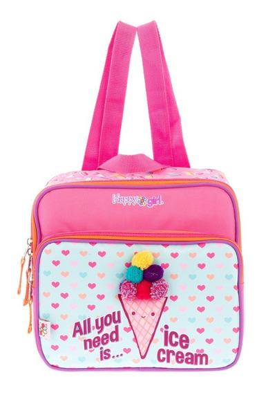 Loncheras Niña Happy Girl Chenson Termica Escolar 63720