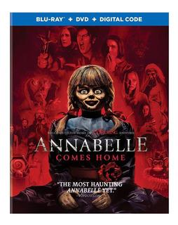 Pelicula Annabelle 3 Viene A Casa (2019) - Entrega Inmediata