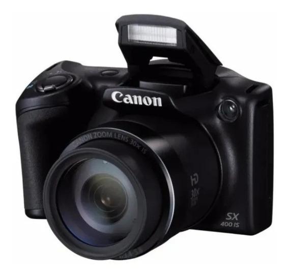 Câmera Fotográfica Canon Powershot Sx400 Is