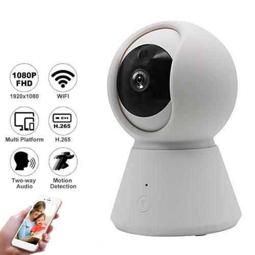 Camara Ip Wifi 2mpx Resolución 1080p Sigue Ala Persona V.noc