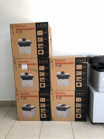 Impressora Multifuncional Ricoh Sp 3710 Sf
