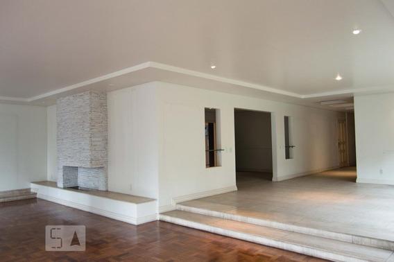 Apartamento Para Aluguel - Consolação, 4 Quartos, 600 - 893023359