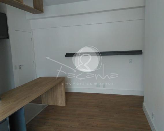 Apartamento Para Venda No Cambuí Em Campinas - Imobiliária Em Campinas - Ap03433 - 34940520
