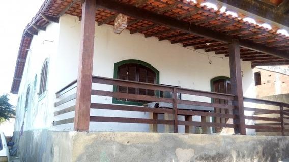 Casa 3 Quartos 1 Suíte, Churrasqueira-são. P. Aldeis-rj - Cs-848