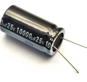 Capacitor Eletrolítico 10.000uf / 25v