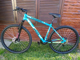 Bicicleta And-es R29 Freno A Disco