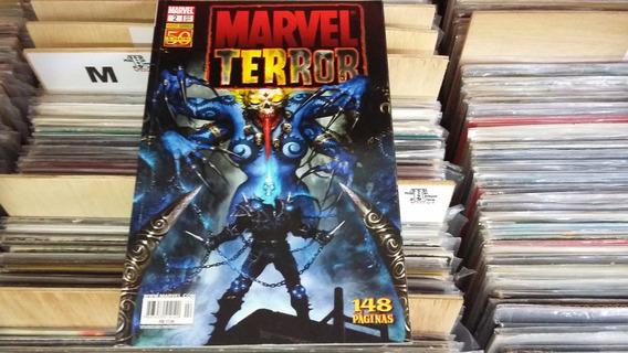 Revista Marvel Terror N# 02