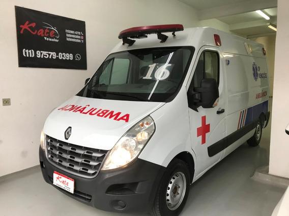 Renault Master 2.3 Ambulância