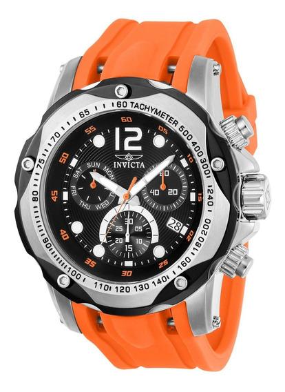 Reloj Invicta 20072 Naranja Hombres