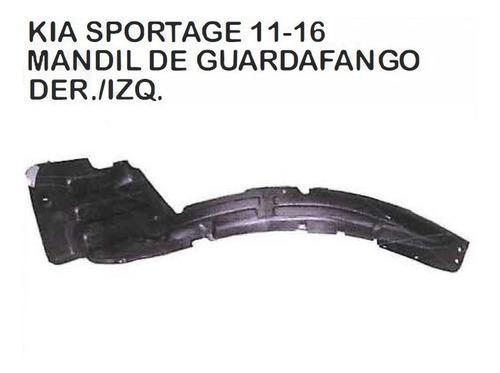 Mandil De Guardafango Kia Sportage 2011 - 2016