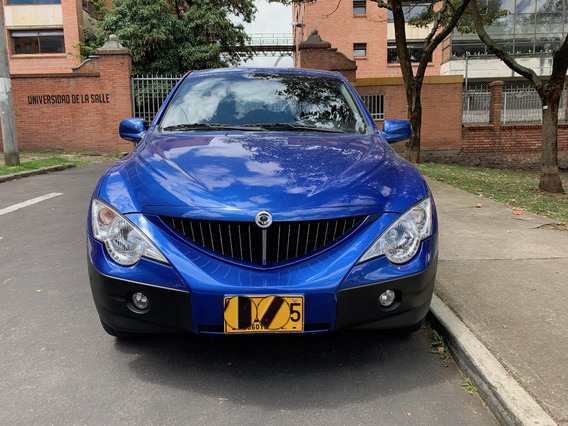 Actyon G23d Crossover 2.3 Gasolina 4x2 Mt Aa Sunroof