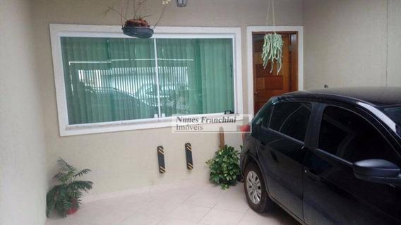Limão-zn/sp - Sobrado 2 Dormitórios Sendo 2 Suítes,2 Vagas! R$ 530.000,00 - So0732