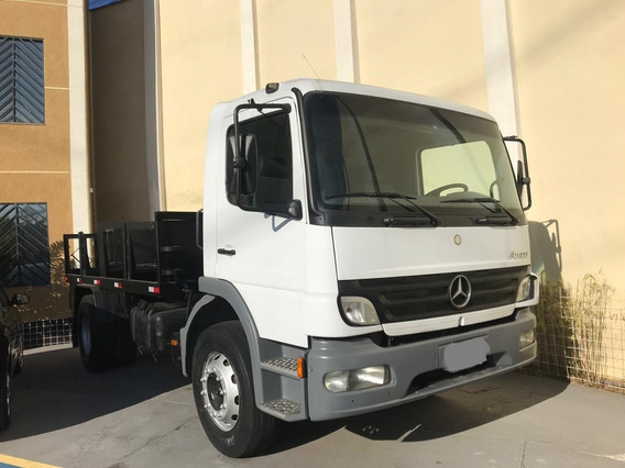 Mercedes Benz Atego 1418 2008 No Chassi