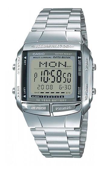 Relógio Casio Vintage - Db-360-1adf - Databank