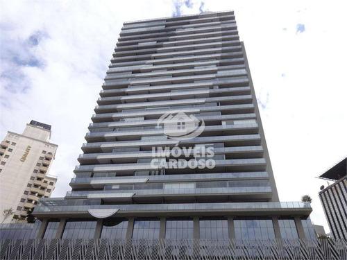 Flat Com 1 Dormitório À Venda, 36 M² Por R$ 680.000,00 - Pinheiros - São Paulo/sp - Fl0007