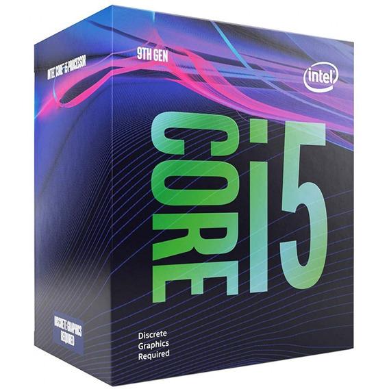 Processador Intel Core I5 9400f 2.9ghz 1151 9ª Geração + Nf